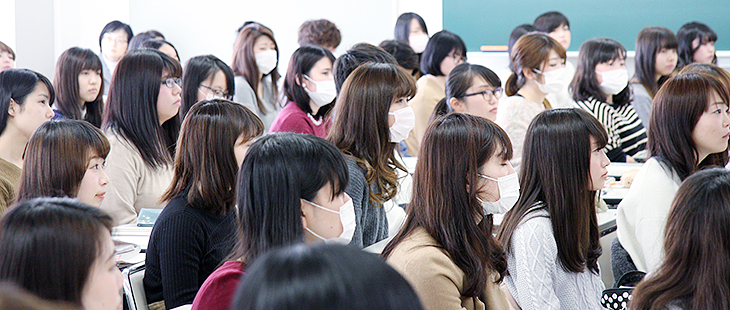 看護師・保健師国家試験受験壮行会01